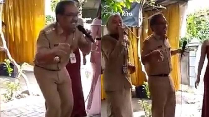 Video Bupati Blora Bernyanyi dan Berjoget Tanpa Protokol Kesehatan Viral di Medsos
