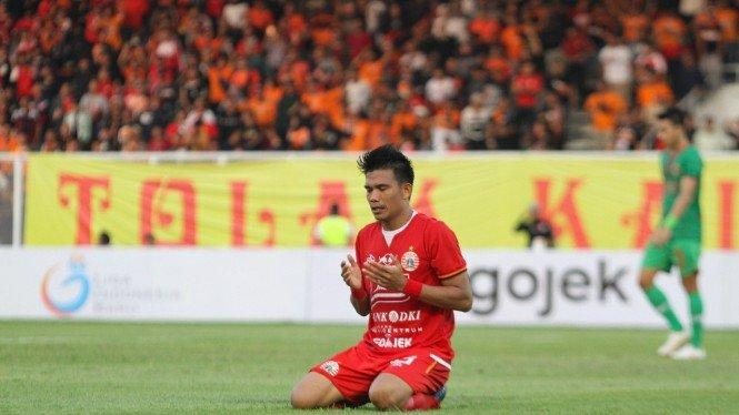 Persija Kehilangan Sandi Sute Jelang Lanjutan Liga 1