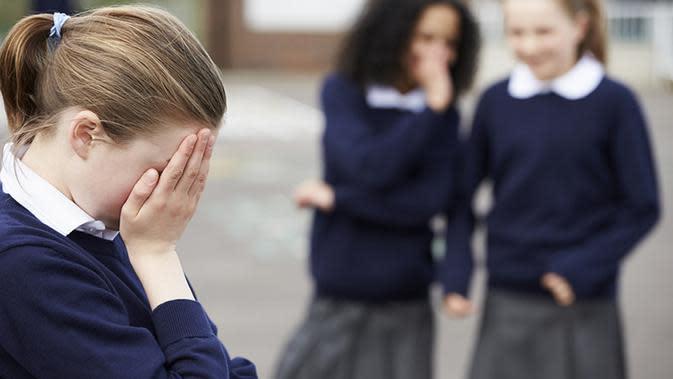Bukan cuma orang dewasa, anak-anak juga bisa jadi pelaku bully. (Sumber Foto: thriving.childrenshospital.org)