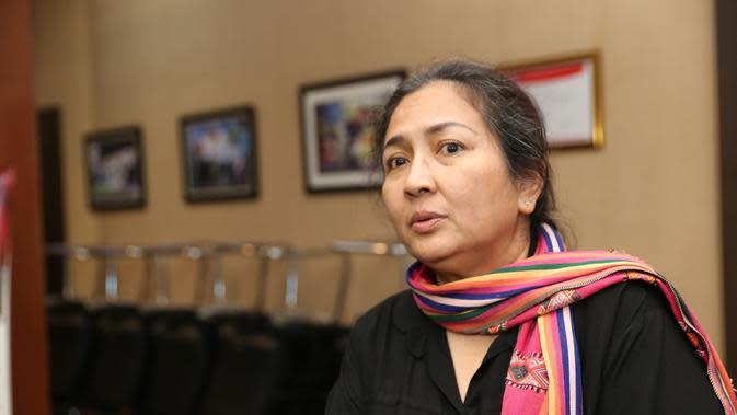 Dewi Irawan (Adrian Putra/bintang.com)