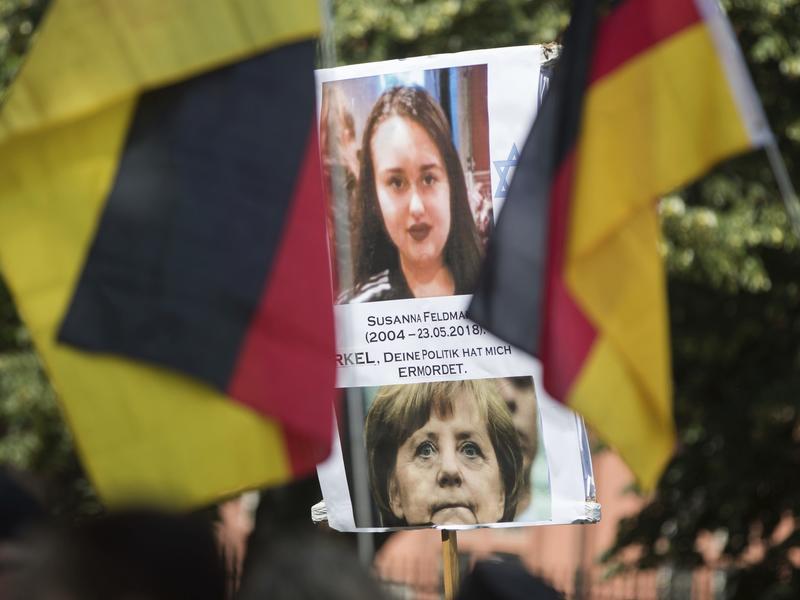 14歲少女遭性侵遇害 3分鐘看懂德國難民的人道難題