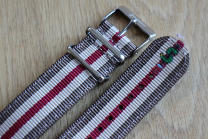 best Apple Watch bands Southern Straps Nato Strap straps