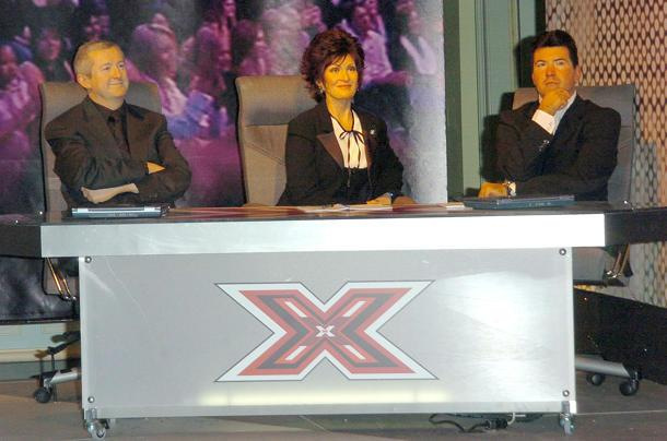 Sharon Osbourne Reunites With 'The X Factor U.K.,' Ozzy