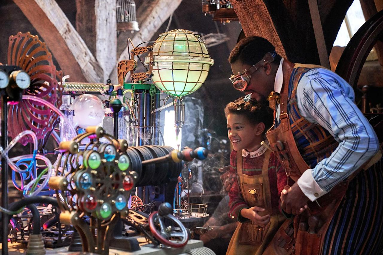 """<p>Did someone say they really want to watch a<a href=""""https://www.digitalspy.com/movies/trailers/a34268032/netflix-jingle-jangle-trailer-christmas-musical/""""> Christmas musical </a>featuring Forest Whitaker,  Keegan-Michael Key, Ricky Martin, Phylicia Rashad, Hugh Bonneville, and more? Oh, you hadn't ever thought of such a thing? Well, here you go anyway. This film follows the story of Jeronicus Jangle (Whitaker) whose apprentice (Key) steals his best inventions, and it's up to Jangle's granddaughter (Madalyn Mills) to fix things. She's joined by one of Jangle's old inventions, a robot who appears to be some kind of cross between WALL-E and E.T.</p>"""