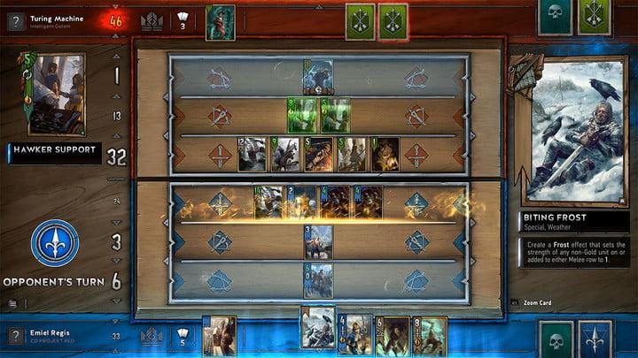 Gwent screenshot