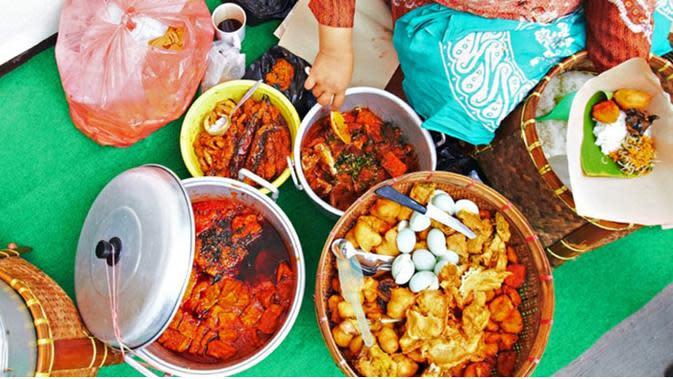 Nasi Sambal Boranan, Kuliner khas Lamongan yang Wajib Dicoba