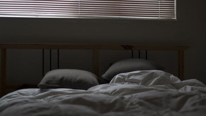 Ilustrasi tidur. (Bola.com/Pixabay)