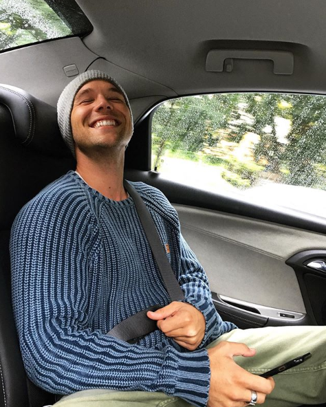 Lincoln has revealed he's now back at his best following a battle with depression earlier this year. Photo: Instagram/linc_lewis/