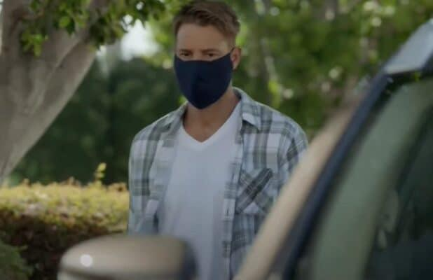 'This Is Us' Season 5 First Look: The Pearsons Start Over and Kevin Wears a Mask (Video)