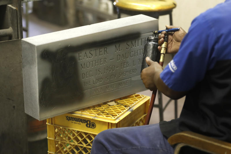 Tombstone Making Tradition
