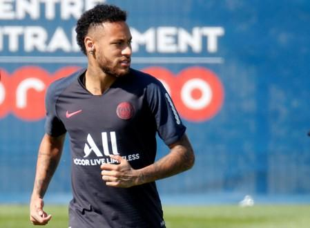 Neymar rape accuser charged with extortion
