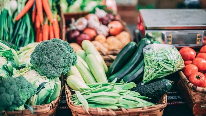 Ilustrasi sayuran (Dok.Unsplash)