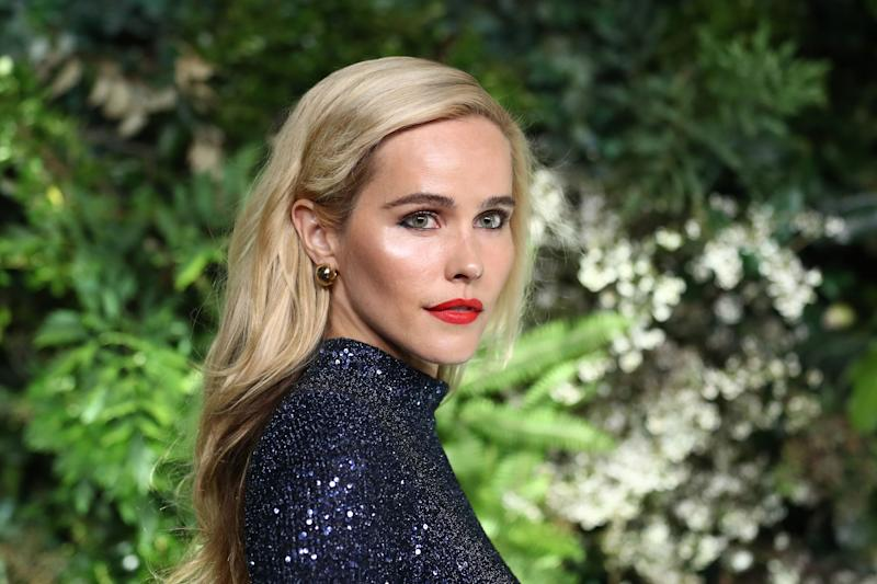 SYDNEY, AUSTRALIA - AUGUST 08: Isabel Lucas attends the David Jones Spring Summer 18 Collections Launch at Fox Studios on August 8, 2018 in Sydney, Australia. (Photo by Mark Metcalfe/Getty Images for David Jones)