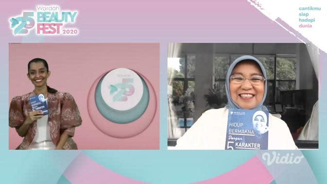 Nurhayati Subakat./Copyright Vidio