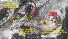 閃電不確定性大 曝最影響台灣時間