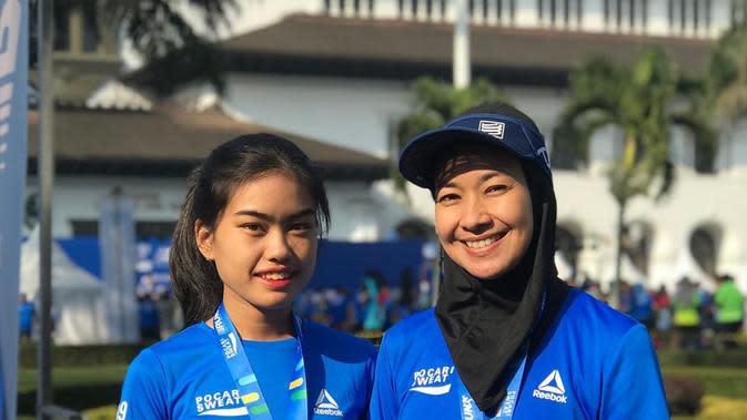 Potret Kebersamaan Alya Rohali dan Putri Sulungnya. (Sumber: Instagram.com/arohali)