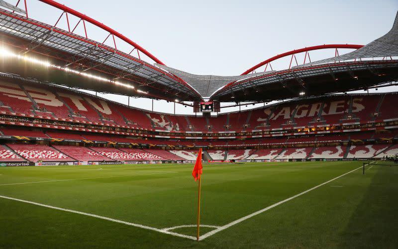 Portuguese clubs resume training after coronavirus stoppage