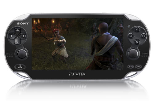"This undated publicity photo provided by Ubisoft shows a scene from ""Assassin's Creed III: Liberation,"" viewed on the Sony PlayStation Vita. The daughter of an African slave and a French shipping magnate in New Orleans at the end of French and Indian War, Aveline is the deadly but charming protagonist of ""Assassin's Creed III: Liberation"" (Ubisoft, for the PlayStation Vita, $39.99) who seeks to fight injustices in and around the Big Easy as a member of the series' secret order of assassins. (AP Photo/Ubisoft)"