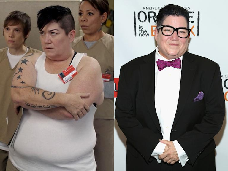 """Orange is the New Black"": Lea DeLaria"