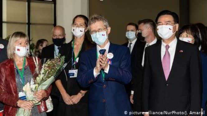 Republik Ceko Kirim Delegasinya ke Taiwan, China Marah