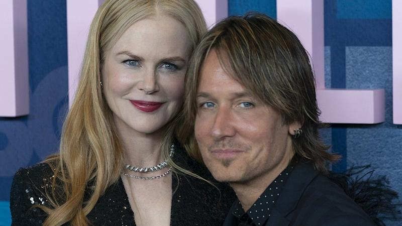 Nicole Kidman Keith Urban Anniversary: Keith Urban And Nicole Kidman Celebrate 13th Anniversary
