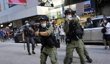 香港反國安法遊行 港警至少拘捕90人、多位泛民人士被逮