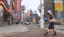 北台灣今變天降溫10度 輕颱「舒力基」路徑曝