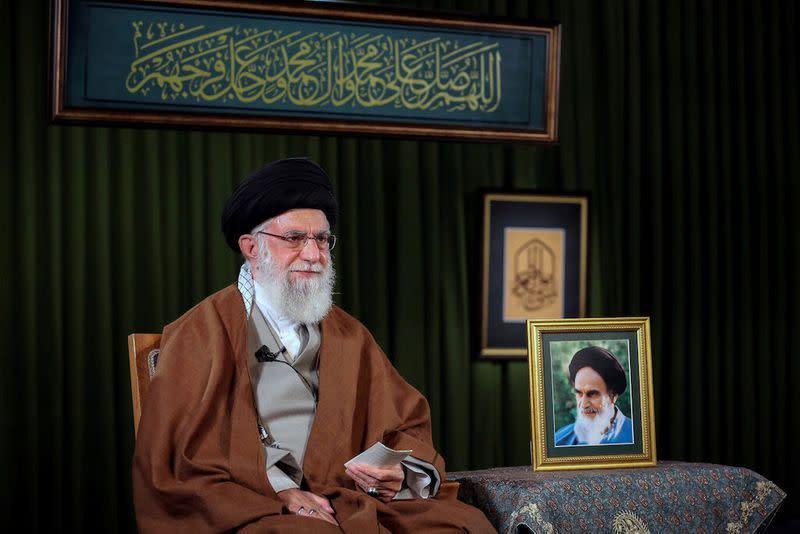 Pemimpin Tertinggi: Iran dukung negara mana pun yang melawan Israel