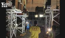 台南深夜突停電45分鐘!影響逾6萬戶 冰箱食材毀