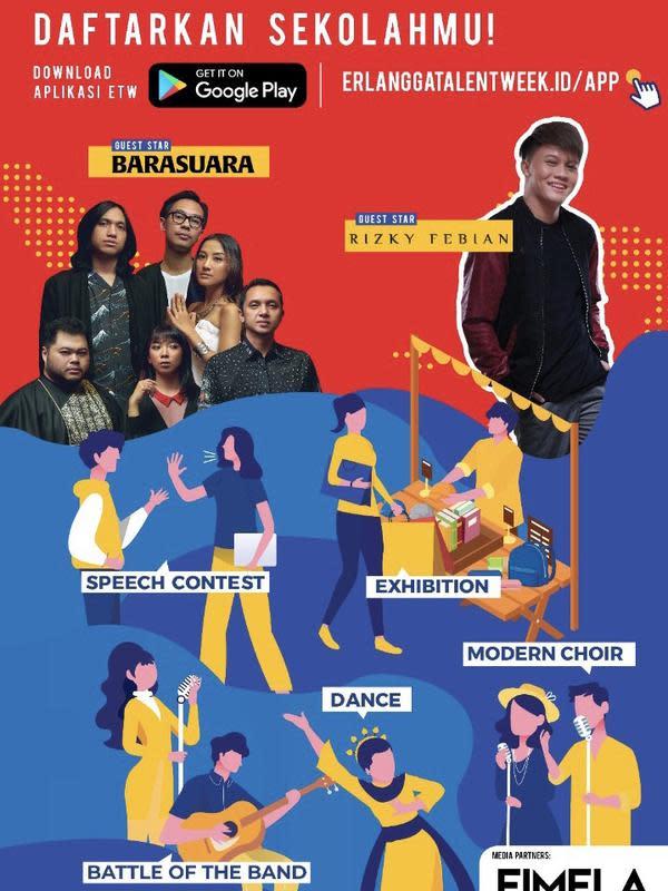 Erlangga Talent Week 2019