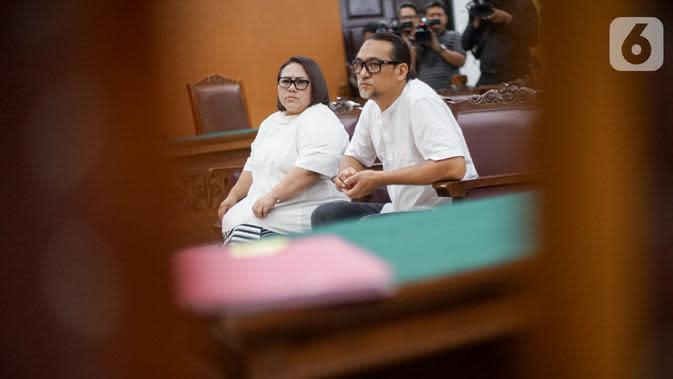 Nunung dan Iyan Sambiran (Liputan6.com/Immanuel Antonius)