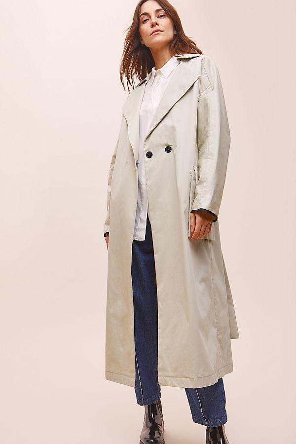 Tela Linda Trench Coat