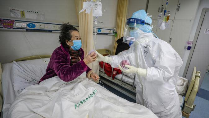 Coronavirus Patient 0