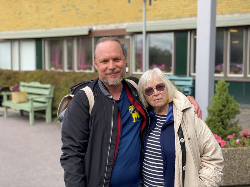 Delight and worry as Sweden lifts pandemic ban on nursing home visits