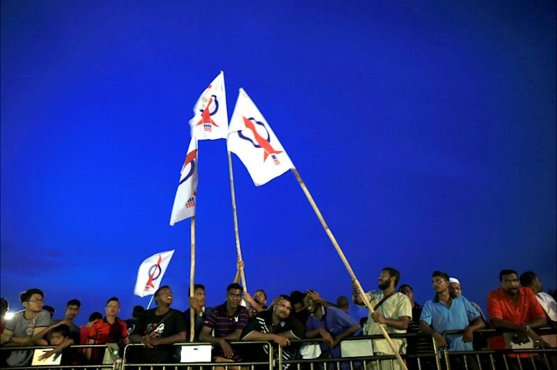 Loke reiterated that DAP was not racist or hostile in any way towards the Malay community. — Picture by Saw Siow Feng