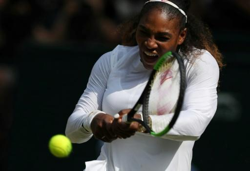 Serena Williams is eyeing more history at Wimbledon