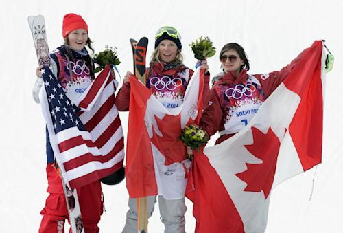 Canada's Howell rules women's slopestyle skiing