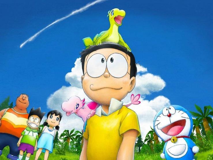 《電影哆啦A夢:大雄的新恐龍》9月25日 上映