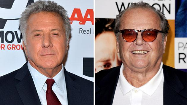 Oscar veterans Jack Nicholson and Dustin Hoffman to return as presenters