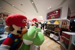 Nintendo buka toko pertama di Tokyo