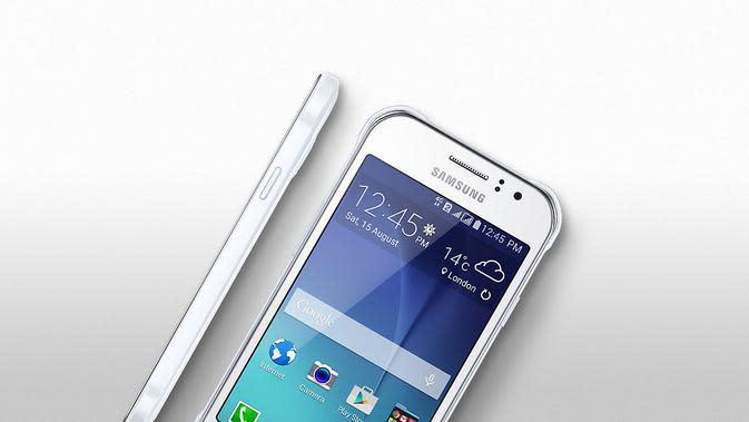 Ilustrasi Samsung J1 Ace (Sumber: Samsung)