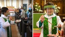 新加坡牧師開大招!以筷子發聖餐防疫