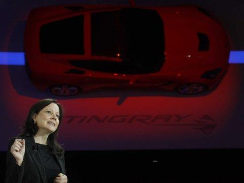 Before Being Named CEO, Mary Barra Did Awesome Stuff With GM's Product Line
