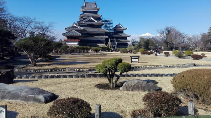 Kastil ini didesain sebagai benteng pertahanan kala Jepang masih dilanda perpecahan dan perang saudara, dimana masing-masing penguasa berupaya untuk ekspansi tanah kekuasaannya. Oleh karena itu setiap sudut kastil dibangun untuk pertahanan dari musuh yang mendekat (Andry Haryanto/Liputan6.com)