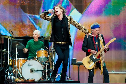 Rolling Stones Add Concert Dates in Australia and New Zealand
