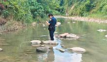 嘉義失蹤男託夢「在水裡」 遺體溪流尋獲卻全身赤裸