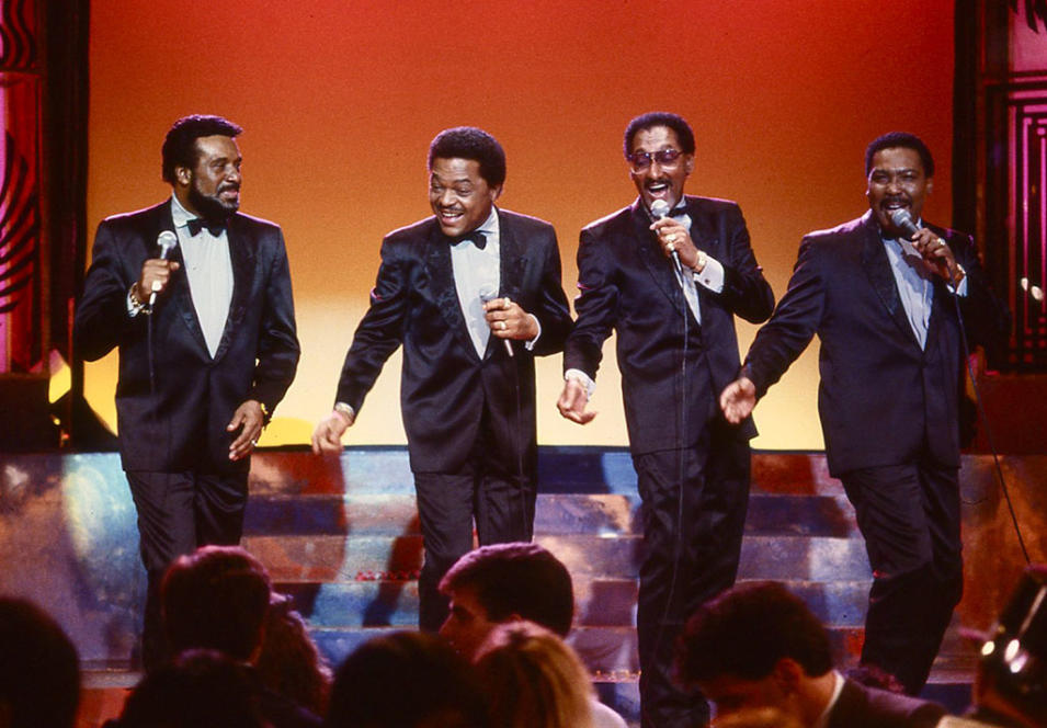 NYRE 1986 Four Tops 01