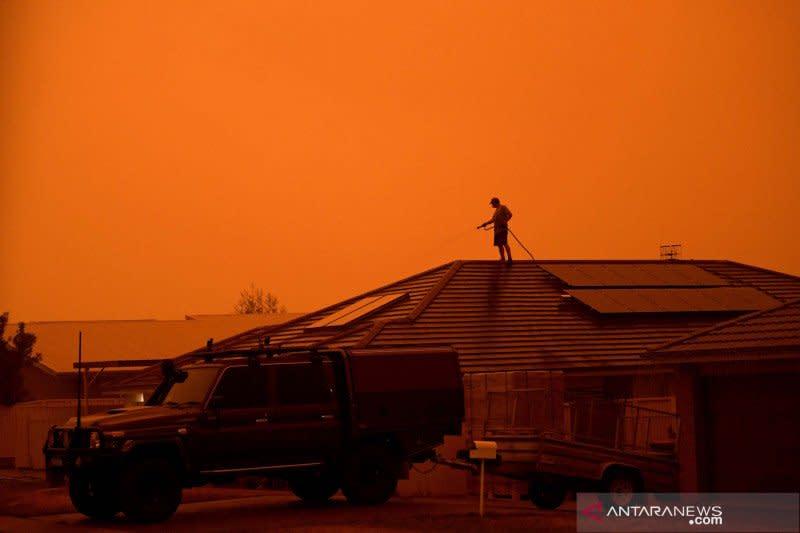 Asap kebakaran hutan ganggu babak awal Australia Open