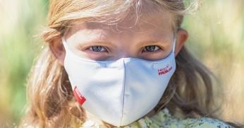 Proteggiti con mascherine antimicrobiche