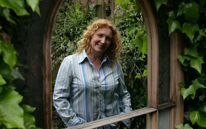 High profile female gardeners like Charlie Dimmock have encouraged more women to take up allotments, the National Allotment Society said - Philip Hollis for the Telegraph